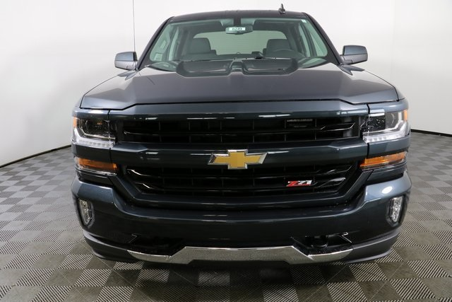 2018 Silverado 1500 Crew Cab 4x4,  Pickup #8427 - photo 8