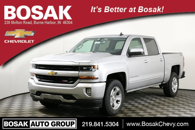 2018 Silverado 1500 Crew Cab 4x4,  Pickup #8434 - photo 1