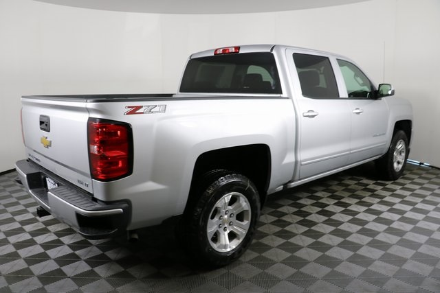 2018 Silverado 1500 Crew Cab 4x4,  Pickup #8434 - photo 10