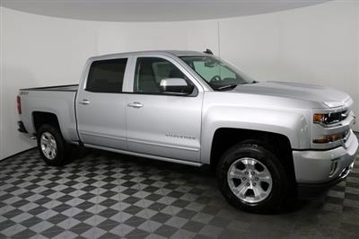 2018 Silverado 1500 Crew Cab 4x4,  Pickup #8434 - photo 4