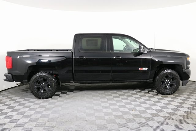 2018 Silverado 1500 Crew Cab 4x4,  Pickup #8439 - photo 9