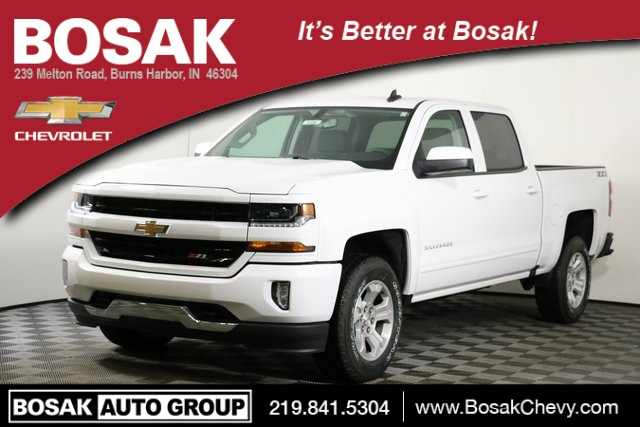 2018 Silverado 1500 Crew Cab 4x4,  Pickup #8456 - photo 1