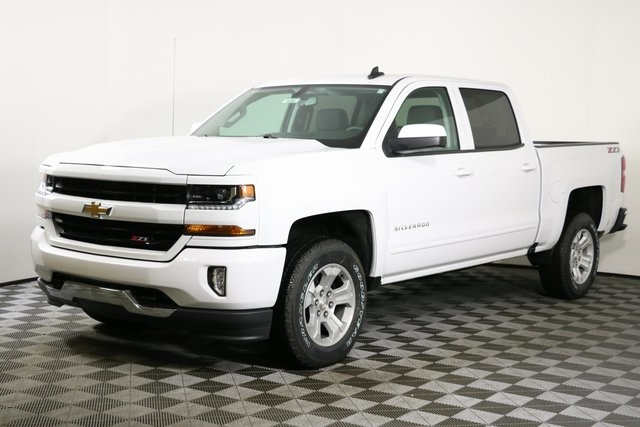 2018 Silverado 1500 Crew Cab 4x4,  Pickup #8456 - photo 3