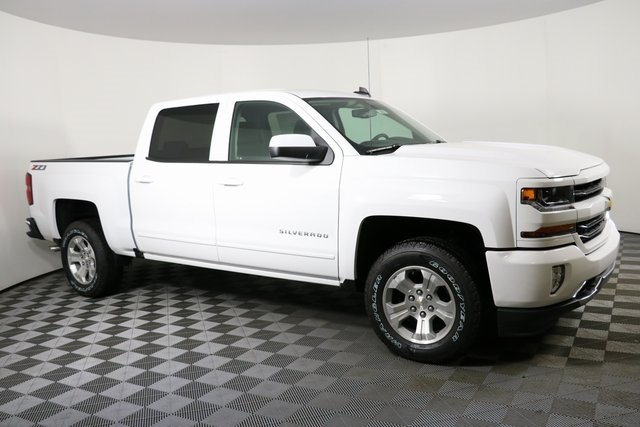 2018 Silverado 1500 Crew Cab 4x4,  Pickup #8456 - photo 4