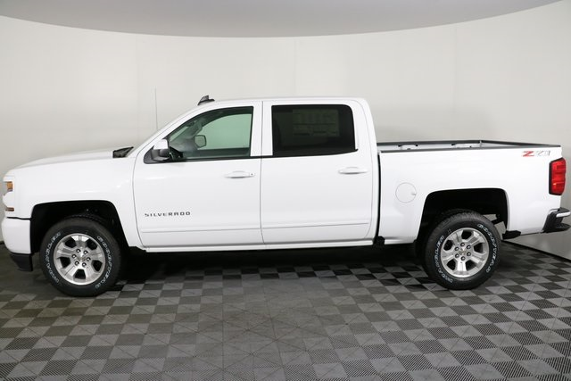 2018 Silverado 1500 Crew Cab 4x4,  Pickup #8456 - photo 8