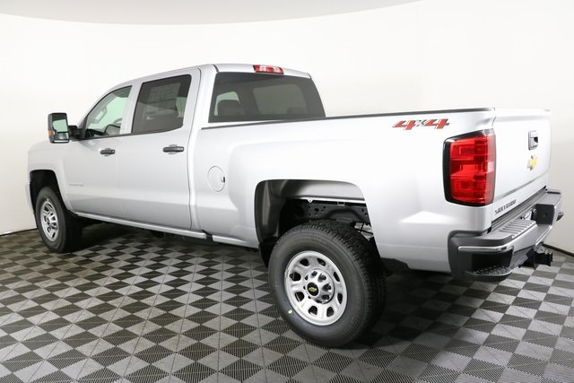 2019 Silverado 2500 Crew Cab 4x4,  Pickup #9094 - photo 2