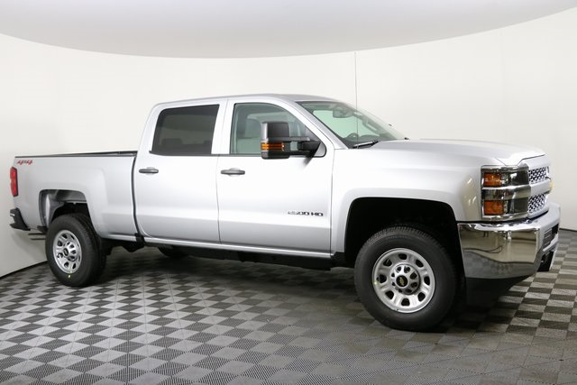 2019 Silverado 2500 Crew Cab 4x4,  Pickup #9094 - photo 4