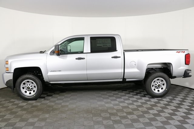 2019 Silverado 2500 Crew Cab 4x4,  Pickup #9094 - photo 8