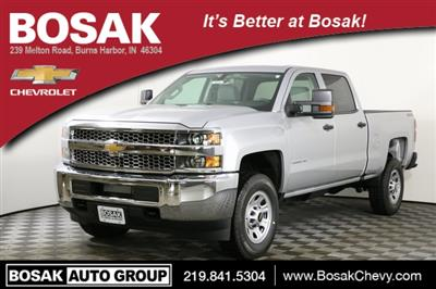 2019 Silverado 2500 Crew Cab 4x4,  Pickup #9094 - photo 1