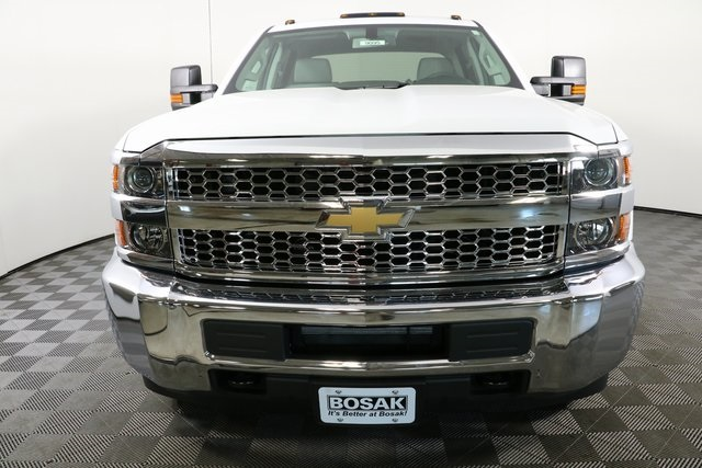 2019 Silverado 2500 Crew Cab 4x4,  Pickup #9095 - photo 4