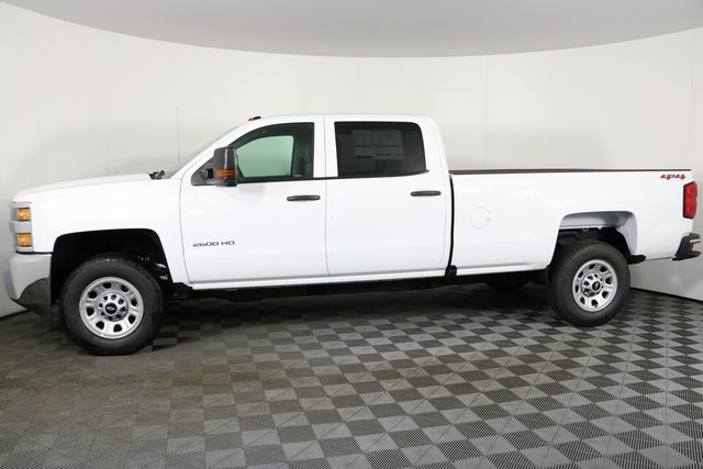 2019 Silverado 2500 Crew Cab 4x4,  Pickup #9095 - photo 7