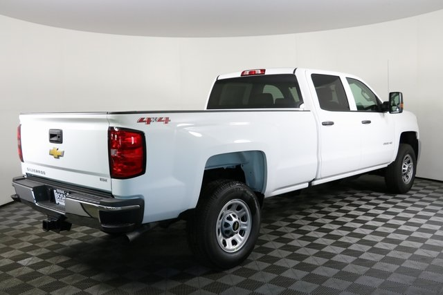 2019 Silverado 2500 Crew Cab 4x4,  Pickup #9095 - photo 9
