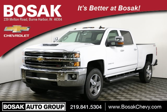 2019 Silverado 2500 Crew Cab 4x4,  Pickup #9096 - photo 1