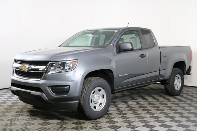 2019 Colorado Extended Cab 4x2,  Pickup #9107 - photo 3