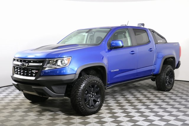 2019 Colorado Crew Cab 4x4,  Pickup #9127 - photo 3