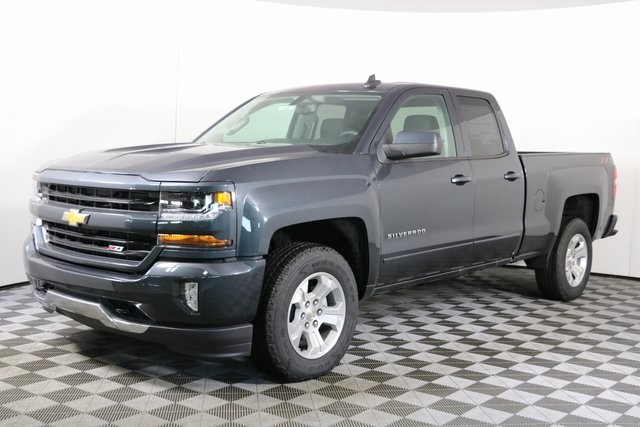 2019 Silverado 1500 Double Cab 4x4,  Pickup #9142 - photo 3