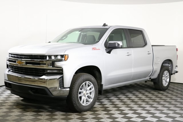 2019 Silverado 1500 Crew Cab 4x4,  Pickup #9168 - photo 3