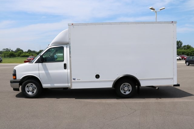 2018 Express 3500 4x2,  American Cargo by Midway Scout Cutaway Van #F8031 - photo 9