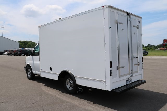 2018 Express 3500 4x2,  American Cargo by Midway Scout Cutaway Van #F8031 - photo 2
