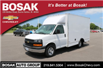 2018 Express 3500 4x2,  American Cargo by Midway Scout Cutaway Van #F8031 - photo 1