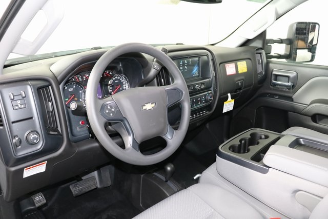 2018 Silverado 3500 Regular Cab DRW 4x4,  Monroe Dump Body #F8035 - photo 16