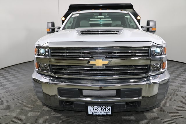 2018 Silverado 3500 Regular Cab DRW 4x4,  Monroe Dump Body #F8038 - photo 5