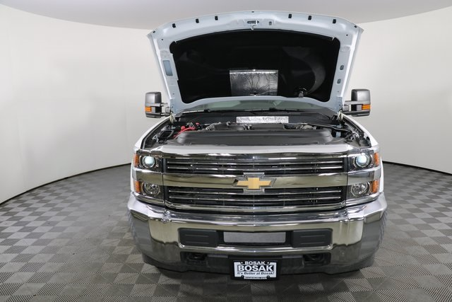 2018 Silverado 3500 Regular Cab DRW 4x4,  Monroe Dump Body #F8038 - photo 6