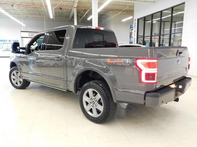 2018 F-150 SuperCrew Cab 4x4,  Pickup #F8221 - photo 6