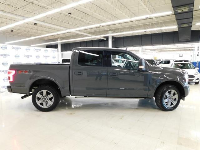 2018 F-150 SuperCrew Cab 4x4,  Pickup #F8221 - photo 8