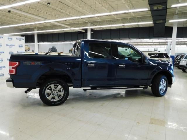 2018 F-150 SuperCrew Cab 4x4,  Pickup #F8789 - photo 8