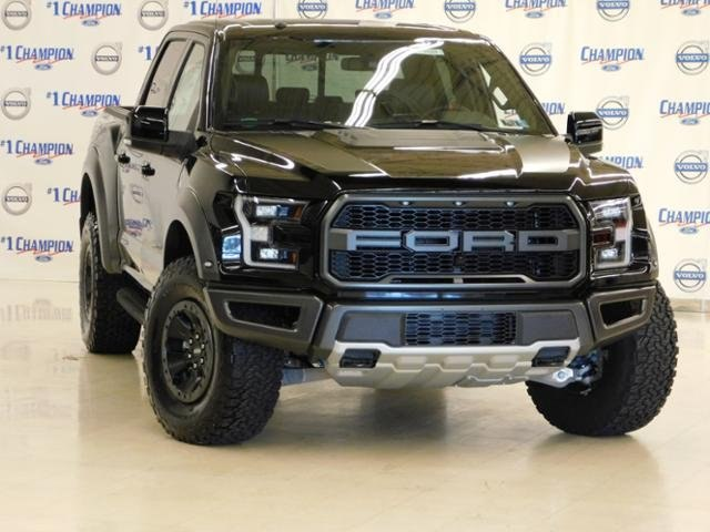 2018 F-150 SuperCrew Cab 4x4,  Pickup #F8800 - photo 1