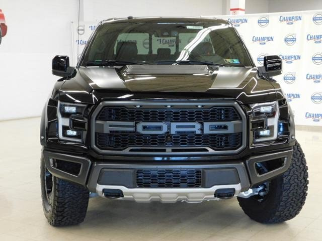 2018 F-150 SuperCrew Cab 4x4,  Pickup #F8800 - photo 4