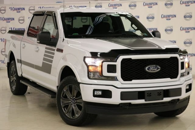 2018 F-150 SuperCrew Cab 4x4,  Pickup #F8823 - photo 1