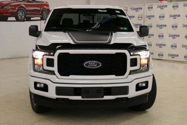 2018 F-150 SuperCrew Cab 4x4,  Pickup #F8823 - photo 3