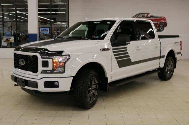 2018 F-150 SuperCrew Cab 4x4,  Pickup #F8823 - photo 4