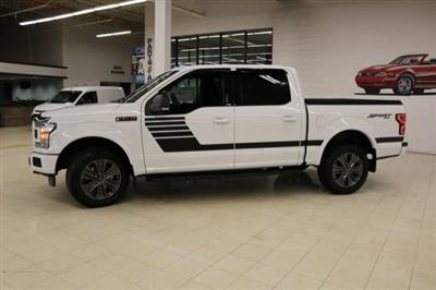2018 F-150 SuperCrew Cab 4x4,  Pickup #F8823 - photo 6