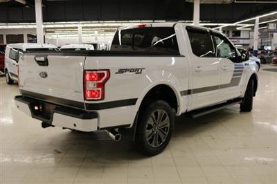 2018 F-150 SuperCrew Cab 4x4,  Pickup #F8823 - photo 2