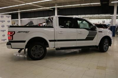 2018 F-150 SuperCrew Cab 4x4,  Pickup #F8823 - photo 9
