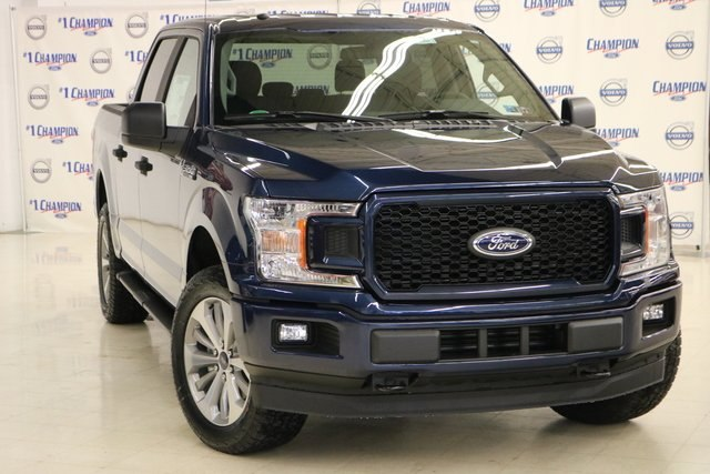 2018 F-150 SuperCrew Cab 4x4,  Pickup #F8850 - photo 1
