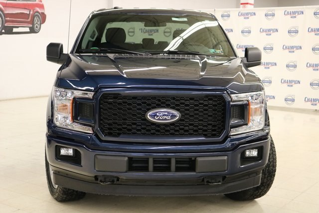 2018 F-150 SuperCrew Cab 4x4,  Pickup #F8850 - photo 3