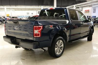 2018 F-150 SuperCrew Cab 4x4,  Pickup #F8850 - photo 2