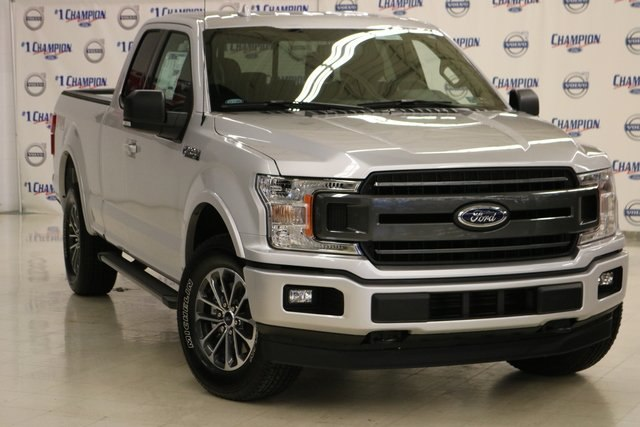 2018 F-150 Super Cab 4x4,  Pickup #F8853 - photo 1