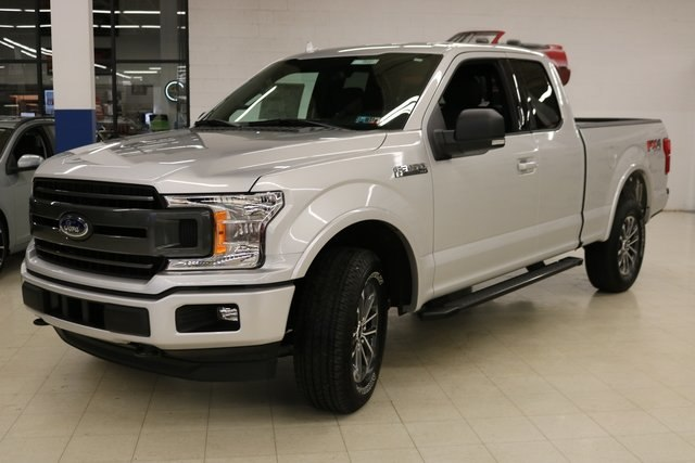2018 F-150 Super Cab 4x4,  Pickup #F8853 - photo 4