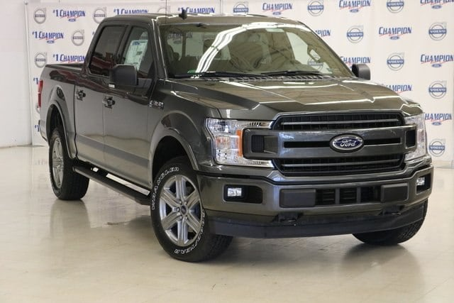 2019 F-150 SuperCrew Cab 4x4,  Pickup #F9065 - photo 1