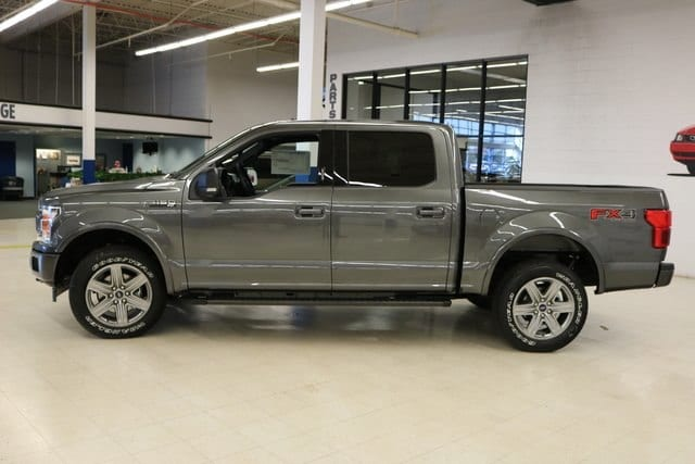 2019 F-150 SuperCrew Cab 4x4,  Pickup #F9065 - photo 5