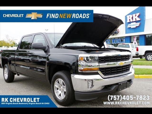 2018 Silverado 1500 Crew Cab 4x4,  Pickup #286217 - photo 45