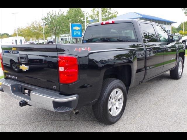 2018 Silverado 1500 Crew Cab 4x4,  Pickup #286217 - photo 8