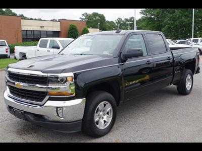 2018 Silverado 1500 Crew Cab 4x4,  Pickup #286217 - photo 4