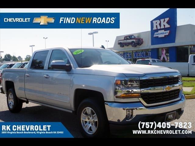 2018 Silverado 1500 Crew Cab 4x2,  Pickup #286503 - photo 1