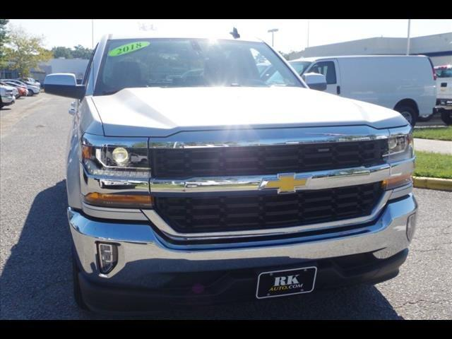 2018 Silverado 1500 Crew Cab 4x2,  Pickup #286503 - photo 12